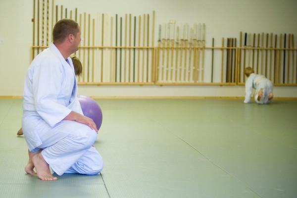 Aikido Kids Class