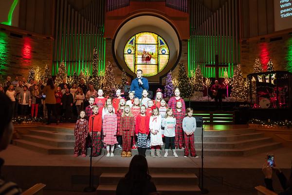 Kids Worship/Pajama Day