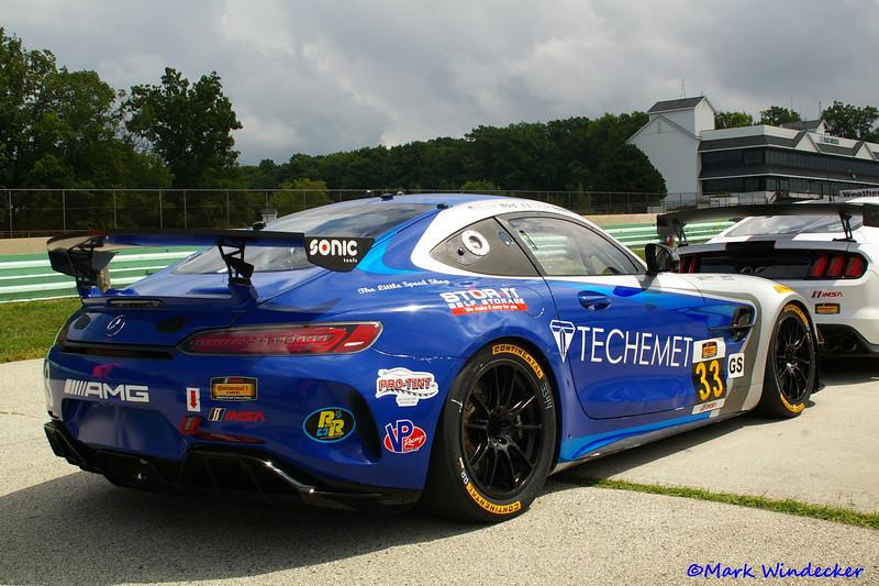 Winward Racing/HTP Motorsport Mercedes-AMG