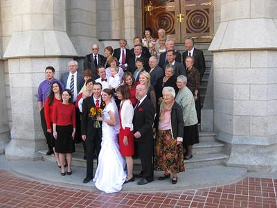 Becky's Wedding 2013