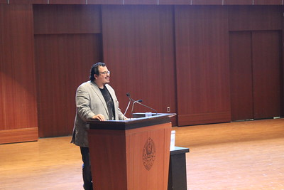 Eduardo Corral - Gray Colloquium 4.20.17