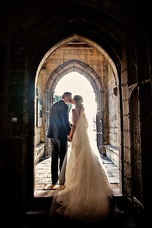 Gorgeous Winter Stubton Hall Wedding of Amelia and Gary