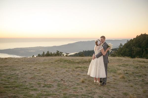 Taylor & Sasha Wedding | Mount Tamalpais