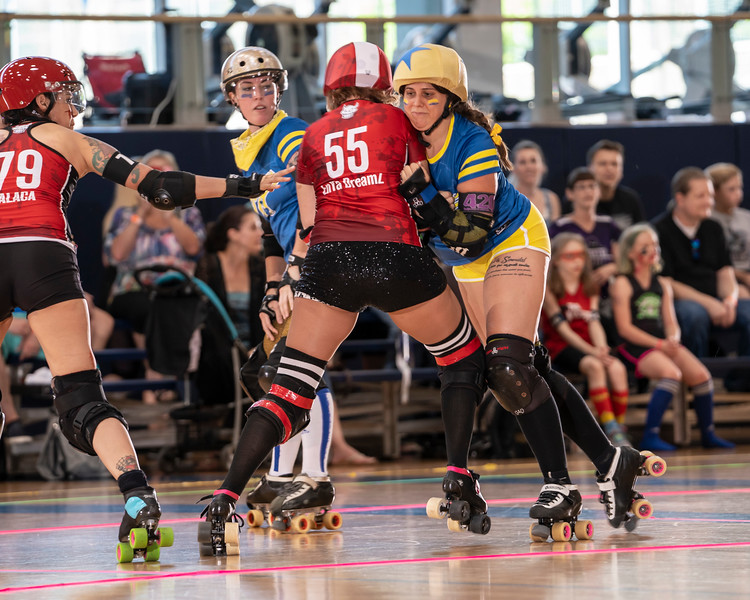 06/15/2019 AZRD Beaters vs Surlies ©Keith Bielat