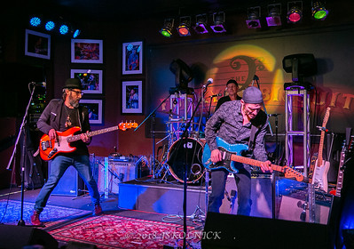 Mark Telesca Band 12.3.18 Funky Biscuit