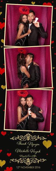 Michelle & Thanh Photostrips