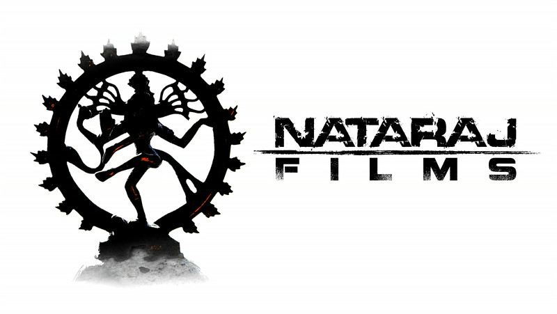 Nataraj Films Logo. Photography and design.