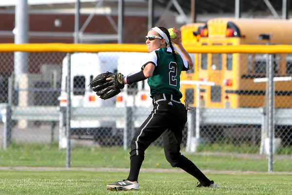 Softball District Final - Nordonia v Canfield