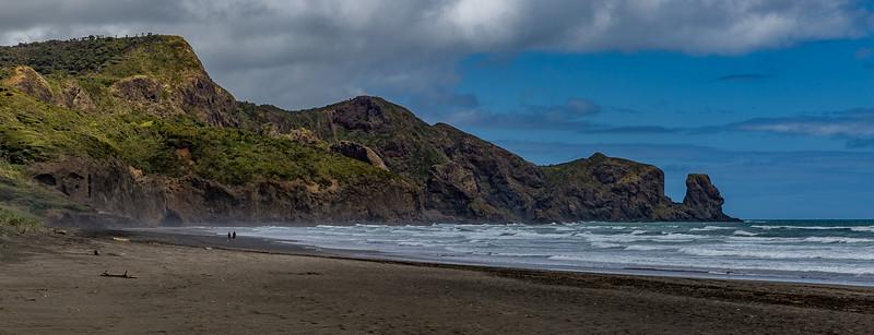 An der Bethell's Beach