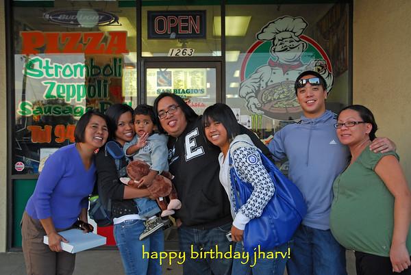 Jharvis' Birthday Party