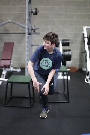 2016 MS Fitness Club by Rachel Godbe