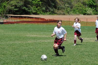 South Windsor Girls Soccer 2008-05-11