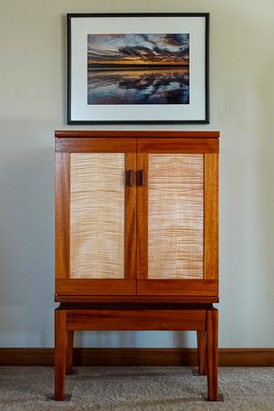 Tela & Andy Spirit Cabinet 21