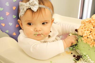 Chloe's First Birthday