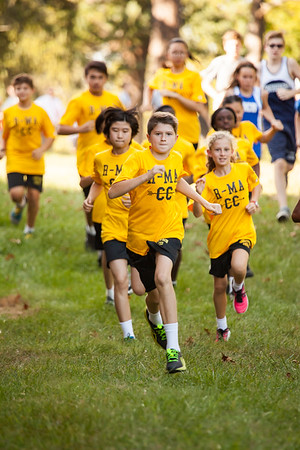 Cross Country Action