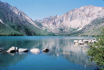 Convict Lake: Trips