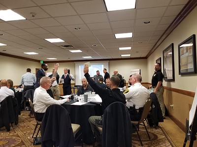 2019 NJSACOP Foundation for Executive Leadership Course