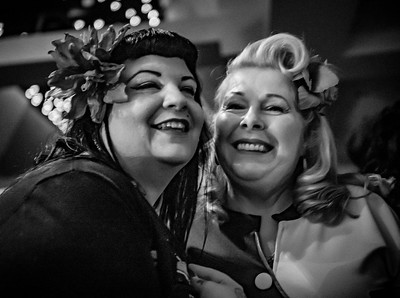Party Time  at The Rockabilly Blowout 2018