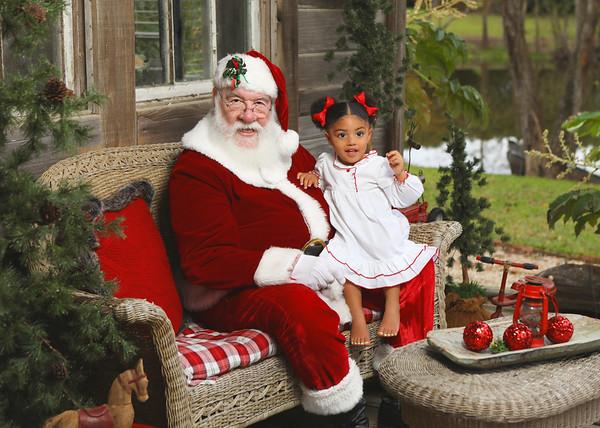 Harlee B Santa 2020