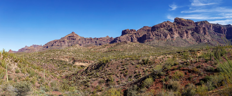 Ajo Mountain Area