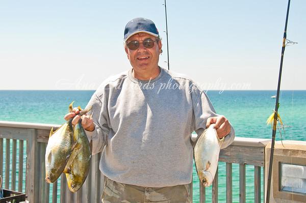 2014 Panama City Beach   Pier Fishing