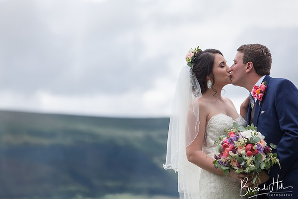 Brandi Hill's Rauco Wedding Portraits, Carlingford Ireland