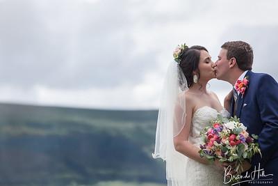 Brandi Hill's Rauco Wedding Portraits, Carlingford Ireland