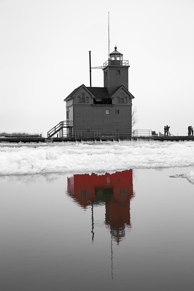 Holland Harbor (Big Red) Lighthouse