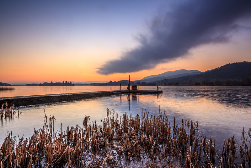 Lake of Menteith - 8723
