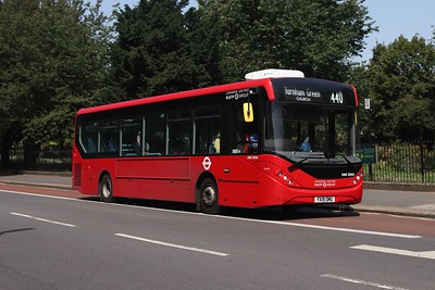 Buses in London (Update 25.06.2019)
