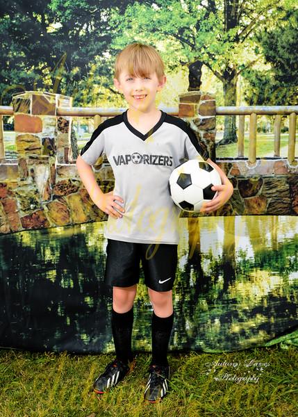 1B Vaporizers - TNYMCA Soccer Spring 2016