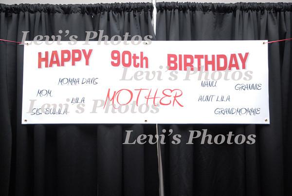 90th Birthday Party Eulila Davis