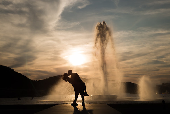Engagements Featuring Pittsburgh
