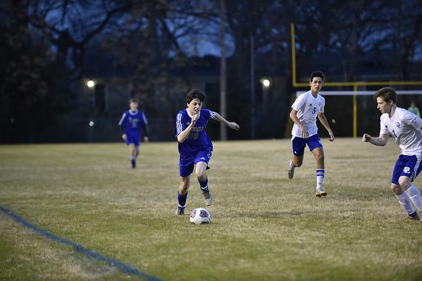 Varsity Soccer vs Lutheran