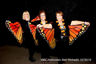 Tidewater Va.Shag Clubs Halloween Parties by Alan Michaelis 10/31/2019