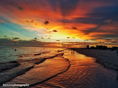 Sunsets from Florida & around the world