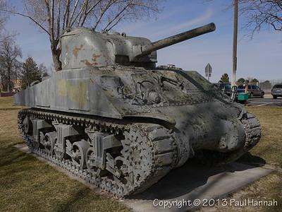 Eastman Park - Buhl, ID - M4A3(75)