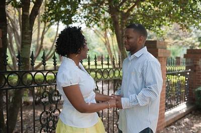 Chandra & Chauncey Engagement