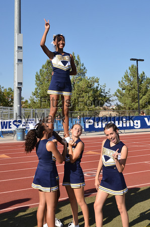 Frosh Cheer vs. REV