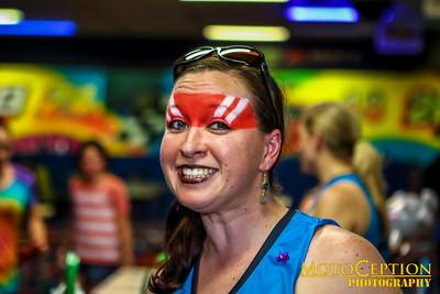 Roller Derby at Hot Wheels - 06/04/2016