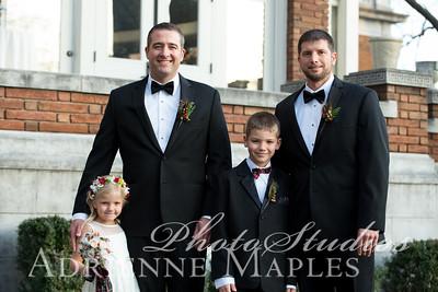 Family Formals {Kristin & Travis}