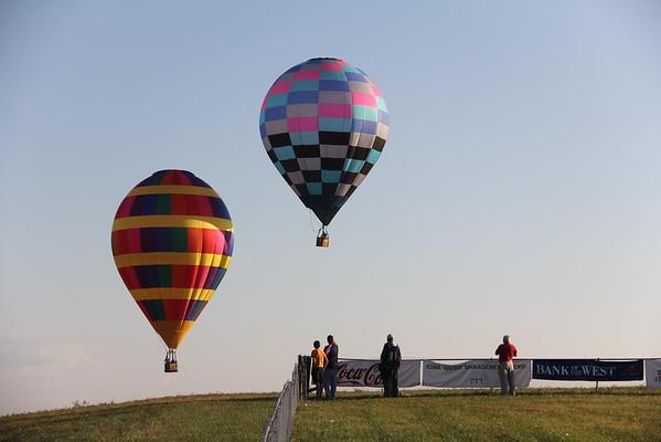 2013 Indianola Balloon Festival