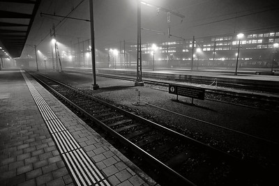 Trainstation Basel, 01_02_2017