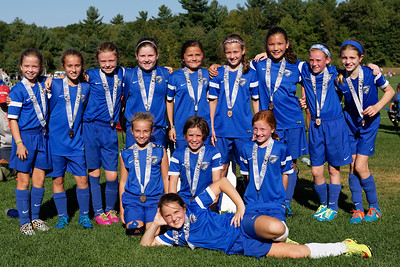 2015 Boston Breakers Academy Girls U10 West Elite