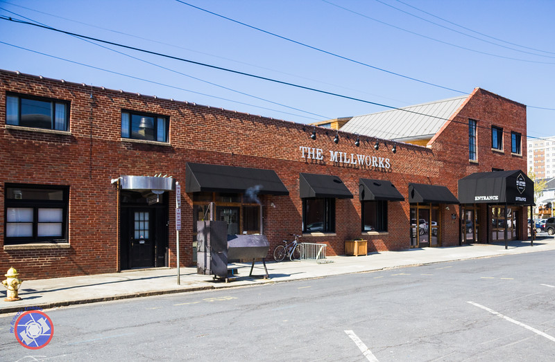 Exterior View of the Millworks, Harrisburg, PA (©simon@MyEclecticImages.com)