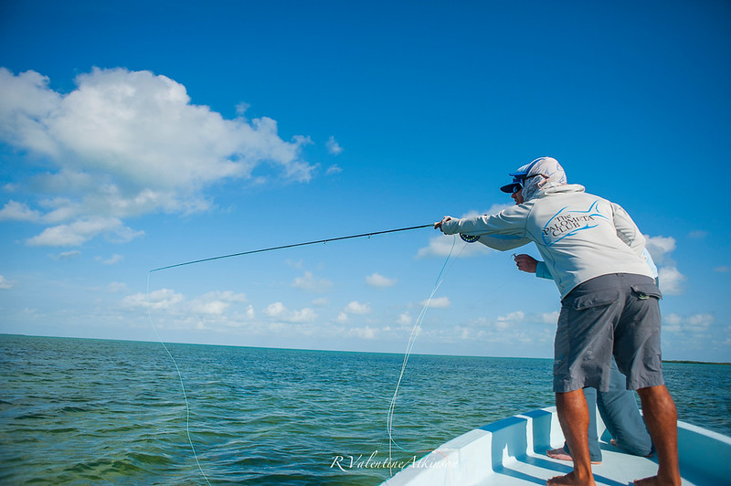 Matt Heron_Assention Bay, Mexico_Permit fishing