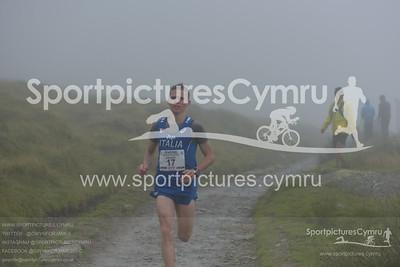 Ras yr Wyddfa - Snowdon Race Down at 13kM
