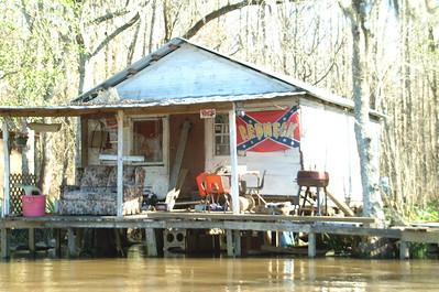 Louisiana Mississippi, Plantations, swamps