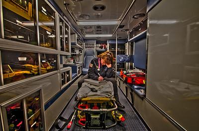 Stanhope EMS