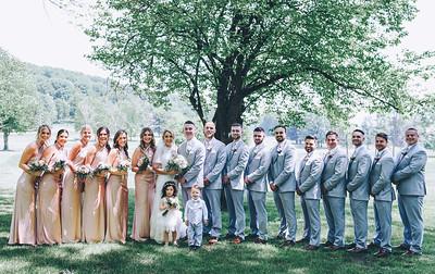 Bridal Party & Family